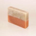 Rózsaszín agyagos-Holt-tengeri iszapos szappan